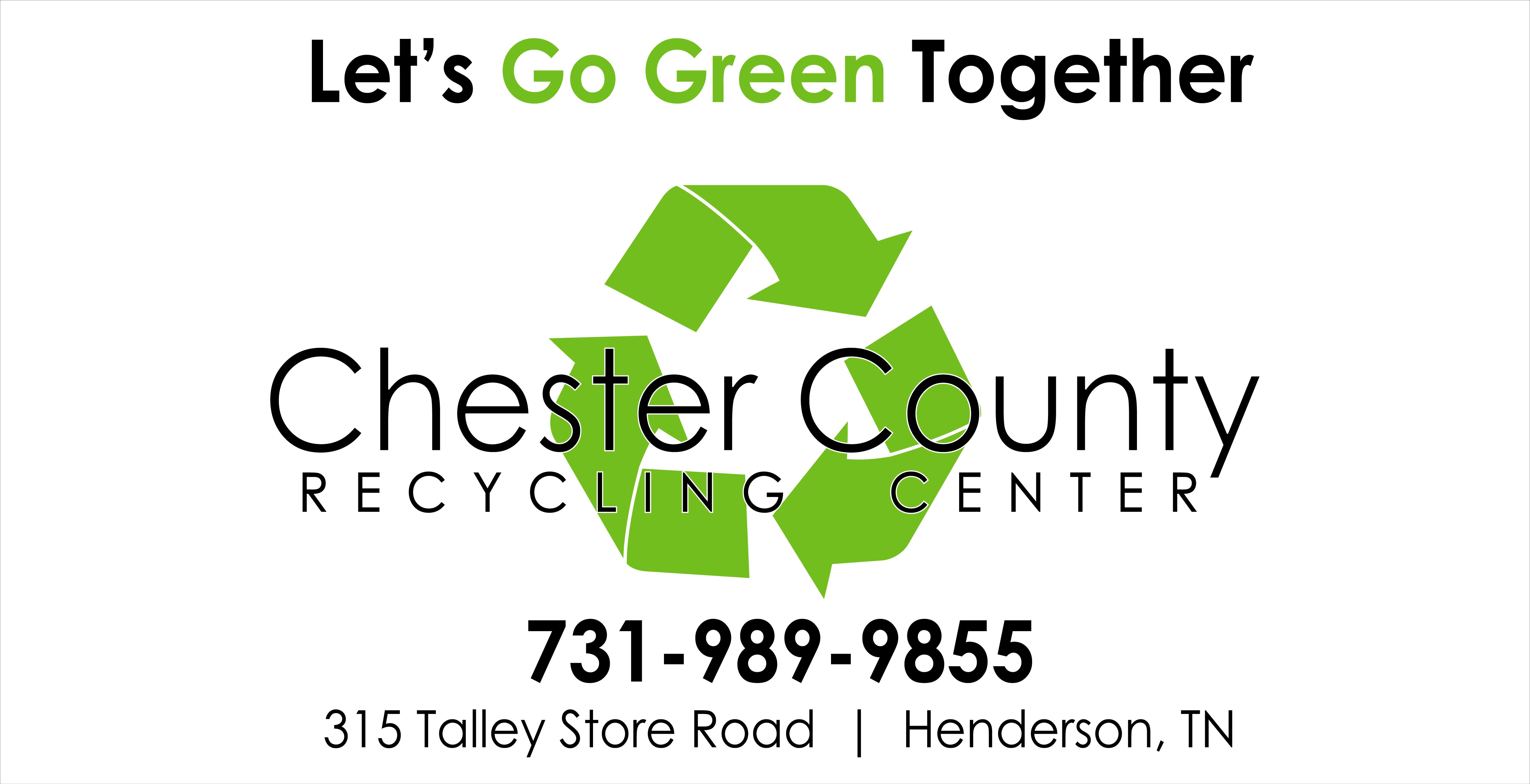 Navigate to Chester County Solid Waste Website